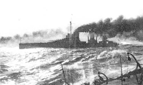 Фотография линейный крейсер мольтке